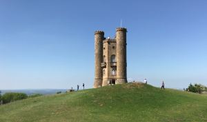 Broadway Tower - The best view of the Cotswolds