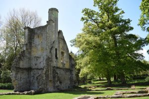 Ruins at Minster Lovell