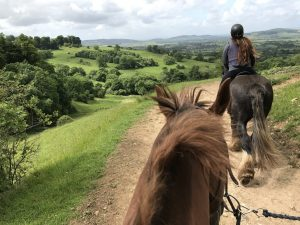 Horse Riding near Stanton