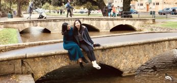 From China to Bourton-on-the-water