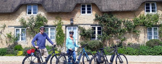 Electric Bike Tour at Minster Lovell