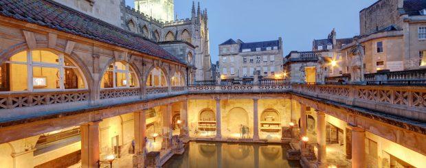 Bath - Roman Baths